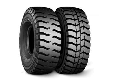 VRLS Industrial E-4 Tires